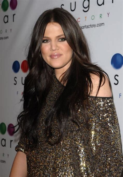 La evolución de Khloé Kardashian en 30 fotos