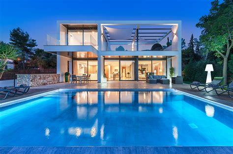 Moderne Häuser Usa by Modern Villa For Sale In Bon Aire Alcudia Mallorca