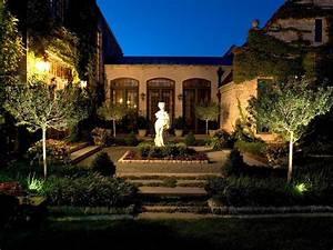 Landscape lighting ideas diy