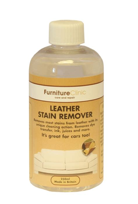 Leather Stain Removal by The Guardian Recommends Leather Stain Remover