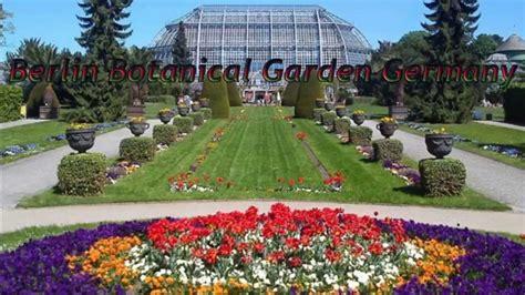 Berlin Gardens - botanical garden berlin germany hd1080p