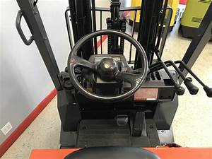 Ces  20917 Toyota 7fbcu20 Electric Forklift