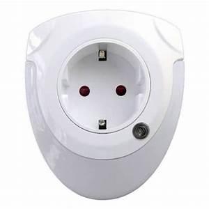 Nachtlicht Mit Steckdose : nachtlicht mit integrierter steckdose g nstig bei sanpura ~ Watch28wear.com Haus und Dekorationen