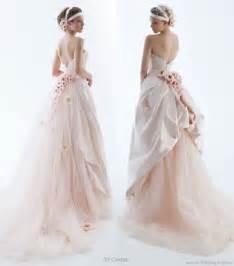 pink dresses for wedding light pink wedding gown 2 bridal fashion wedding ideas