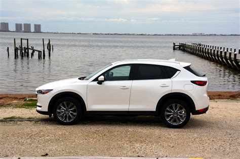 Mazda Cx 5 2019 by Luxurious And Sporty 2019 Mazda Cx 5 Signature Test Drive