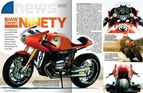 Bmw Motorcycle Magazine, Fall 2013