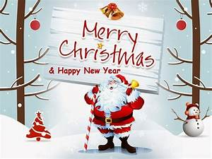 Cute Merry Christmas And Happy New Year 2017 – Happy Holidays!