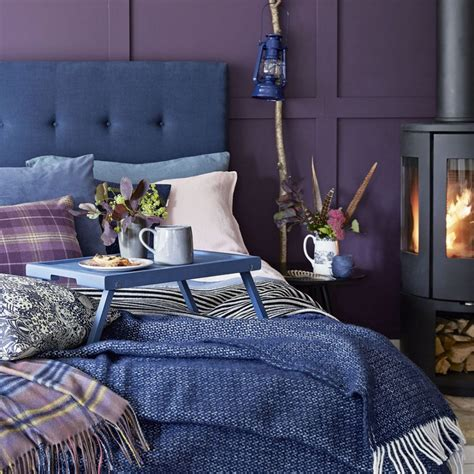 purple bedroom ideas ideal home