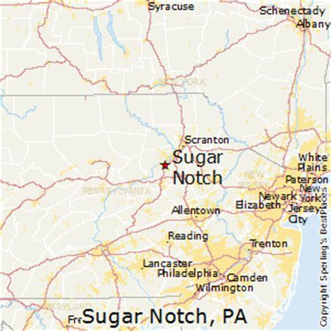 places    sugar notch pennsylvania