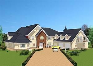 Modernes Landhaus Bauen : exklusives landhaus mit einer 648 4 m gesamtwohnfl che ~ Sanjose-hotels-ca.com Haus und Dekorationen