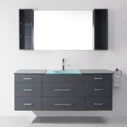 70 inch single bathroom vanity 61 70 inches bathroom vanities overstock shopping