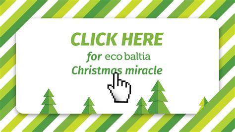 Brīnumainus un vērtīgus svētkus : Aktualitātes : Atkritumu apsaimniekošanas uzņēmums Eko Kurzeme