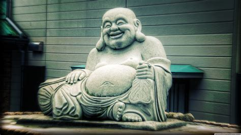 fat buddha budai  hd desktop wallpaper   ultra