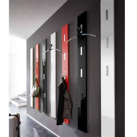 bureau d angle noir laqué porte manteau mural laque design noir blanc alti