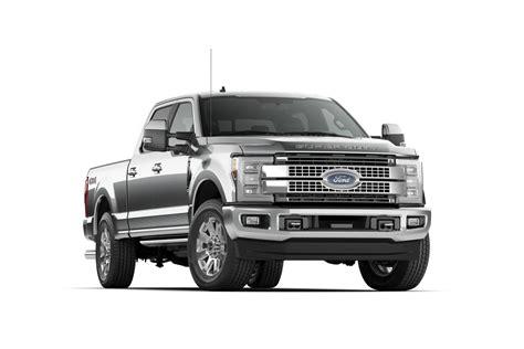 2019 Ford® Super Duty F350 Platinum Truck Model