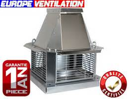 tourelle extraction cuisine europe ventilation