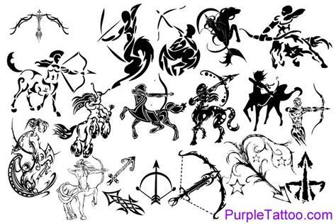 sagittarius astrologyzodiac sign tattoos zodiac tattoo