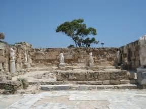Salamis Cyprus Ruins