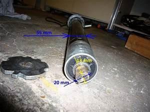Moteur De Porte De Garage : changement du moteur simu t6 de porte de garage enroulable ~ Nature-et-papiers.com Idées de Décoration