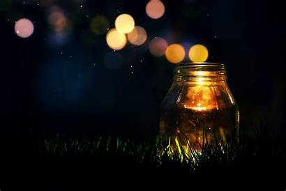 Candle Background Jar Wallpapers Screen Mood Widescreen