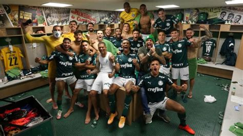 Pacto Verde! Jogadores do Palmeiras se unem em busca de ...