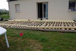 Terrasse en bois palette safally terrasse en bois for Terrasse