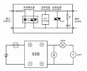Ssr-da W1  Ssr-aa W1 Solid State Relay Omron