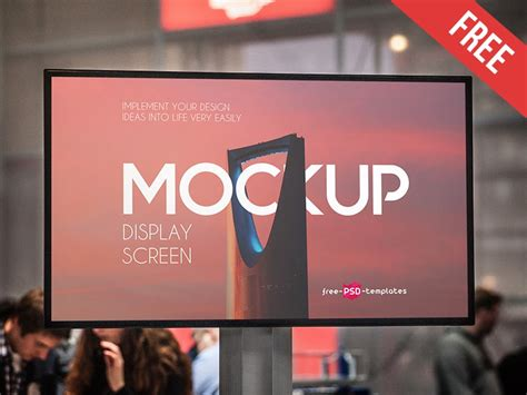 Including multiple different psd mockups like samsung galaxy, laptop, tablet, smartphone, pc and computer display/screen mockups. Free Display Screen Mock-up in PSD by Mockupfree on Dribbble