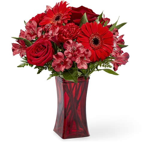 Check spelling or type a new query. FTD Red Reveal Bouquet by Ital Florist - Toronto Canada ...