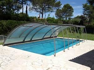 Fabriquer Un Abri De Piscine : abri piscine amovible abrisud abri piscine sur mesure ~ Zukunftsfamilie.com Idées de Décoration