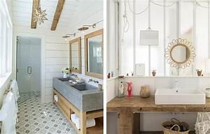 idees deco pour une salle de bain nature zen madeinmeuble With maison humide que faire 9 idee carrelage salle de bain couleur deco maison moderne