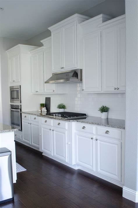 25 best ideas about white kitchen cabinets on
