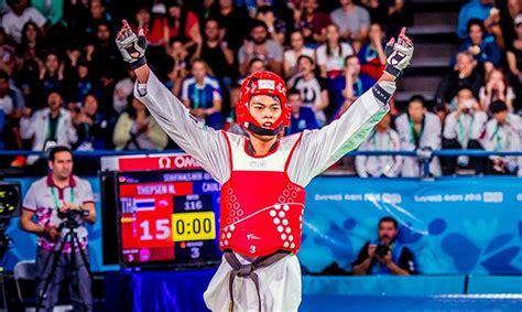 Se amplían plazas de Taekwondo en Juegos Olímpicos de la