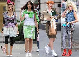 80s Fashion for Girls are Coming back to Trend Fashion