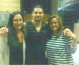 Roman Reigns and His Sister