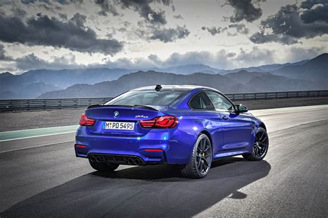 New Bmw M4 Cs Unveiled At 2017 Shanghai Motor Show By Car
