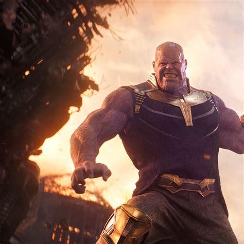 thanos  avengers infinity war  hd  wallpaper