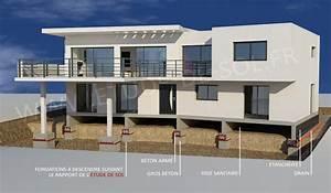Type De Sol Maison : une fondation c 39 est quoi legabat ~ Melissatoandfro.com Idées de Décoration