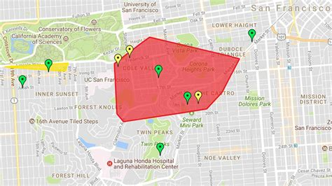 Pge Outage Bay Area power restored  thousands  homes  san francisco 1280 x 720 · jpeg