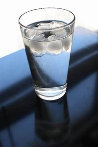 Glass of Ice Water by Window Picture | Free Photograph ...