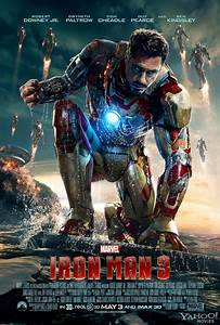 Avengers: Age Of Ultron Iron Man first character poster ...