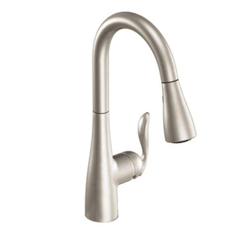 kitchen faucets amazon amazon com moen 7594srs arbor one handle high arc
