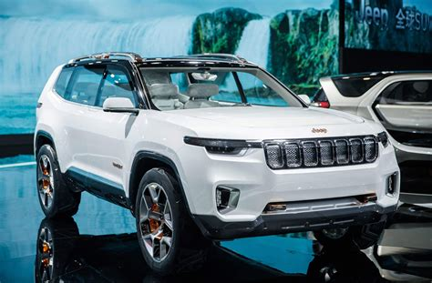 Jeep Future Vehicles 2019-2020