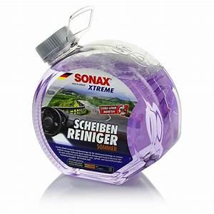 Sonax Xtreme Scheibenreiniger Sommer : sonax xtreme scheibenreiniger sommer 3l gebrauchsfertig ~ Kayakingforconservation.com Haus und Dekorationen