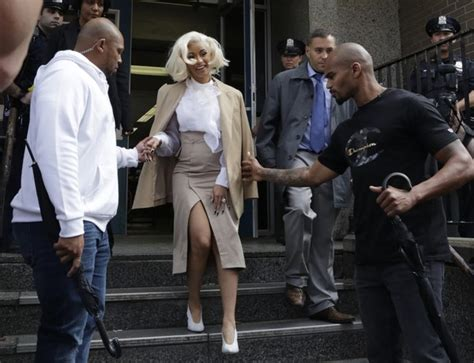 RAPPER CARDI B,ARRESTED & CHARGED YESTERDAY IN CONNECTION ...