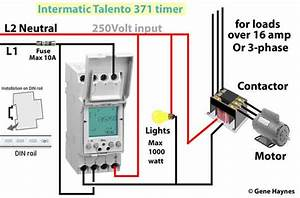 Din Rail Timers And Manuals