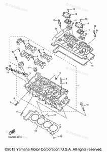31 2004 Yamaha R6 Parts Diagram