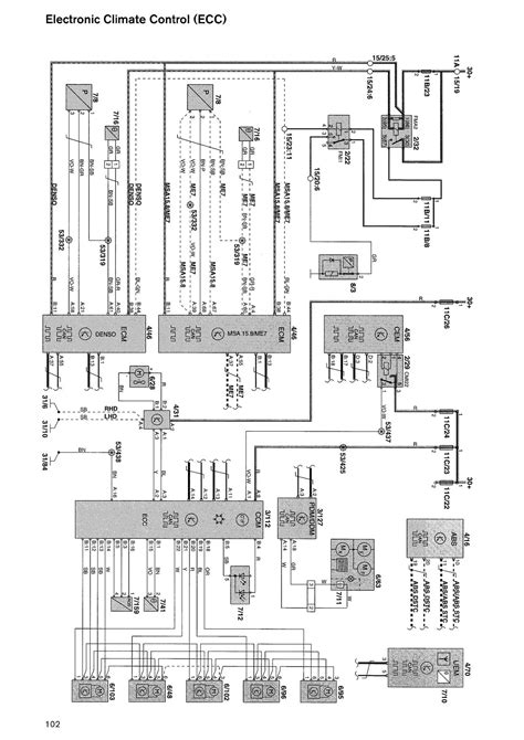 2000 volvo headlight wiring parts wiring diagram and