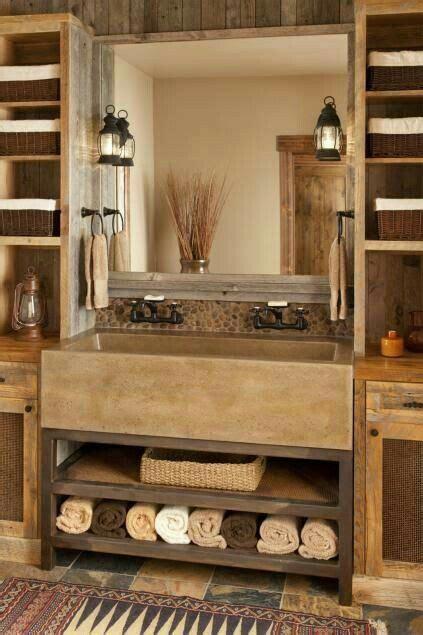 weathered wood vanity 15 antique and ancient weathered wood bathroom vanity ideas