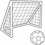Coloring Soccer Ball Pages Sports 1200 Football Decorations sketch template